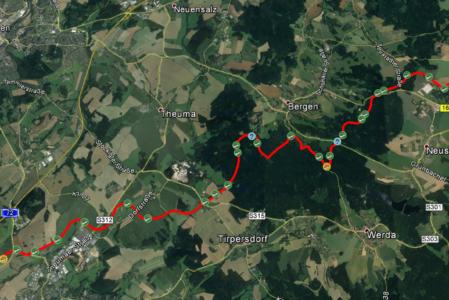 VTT – Vogtländische (T)Rad(i)-Tour